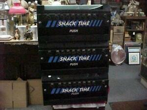 Snack Time Table Top Vending Machine Mod Vm 150 Pre owned