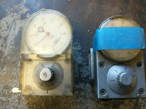 Swi Trav a dial 001 Travel Dial Readout W Mounting Base And A Cover two