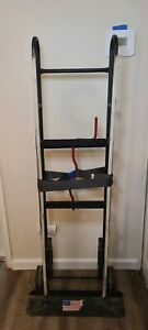 Milwaukee 800 Lb Capacity 1 In Tube Appliance Hand Truck With Stair Climber