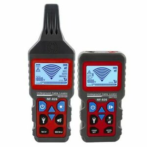 Network Tracking Device Wire Circuit Breaker Cable Tester Line Detector Meter