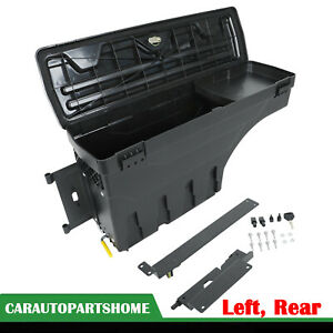 For 2015 20 Chevy Colorado Gmc Canyon Truck Bed Storage Box Toolbox Driver Side