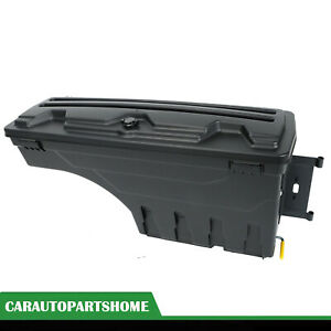 For 15 20 Chevy Colorado Gmc Canyon Truck Bed Storage Box Toolbox Passenger Side