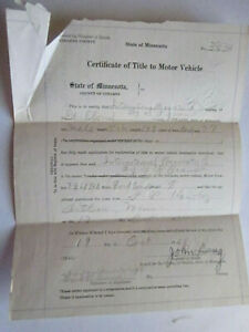 1920 Model T Ford Truck Barn Find Historical Documents