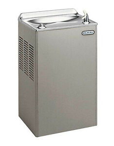 Elkay Ewa8l1z 8 Gph Wall Mounted Chilled Non filtered Drinking Cooler Fountain