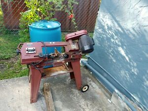 Central Machinery 4 x 6 Horizontal vertical Metal Cutting Band Saw