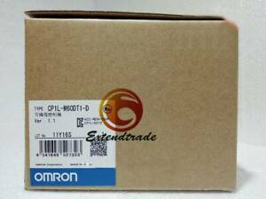 New Omron Plc Cpu Unit Cp1l m60dt1 d New In Box