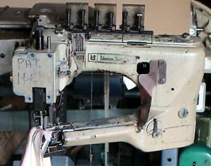 Union Special 36200 Feed off the arm Flat Seamer Industrial Sewing Machine Head