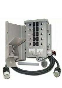 Egs107501g2kit Connecticut Electric Emergen Switch Manual Transfer Switch 30a