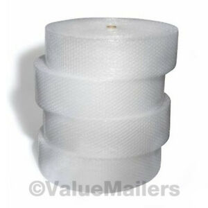 Large Bubble Roll 1 2 X 125 Ft X 12 Inch Bubble Large Bubbles Perforated Wrap