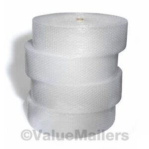 Large Bubble Roll 1 2 X 250 Ft X 12 Inch Bubble Large Bubbles Perforated Wrap