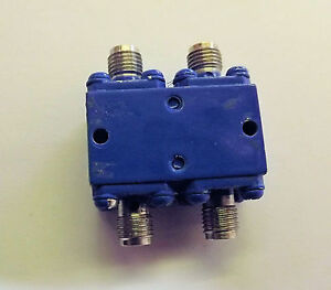 Anaren 1f0628 20 H style Directional Coupler