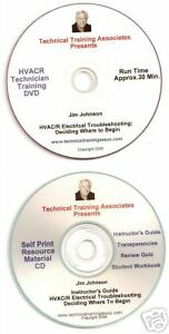 Hvacr Dvd video Training Kit Deciding Where To Begin