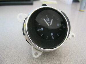 Ferrari 456 Lhd Analogic Time Clock 174151