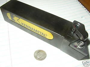 Nib Usa Kennametal 1 1 4 X 6 Lathe Tool Insert Holder 205