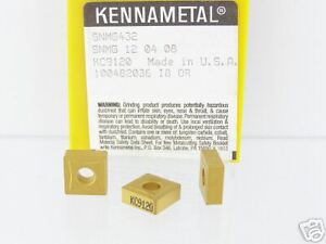 30 New Kennametal Snmg 432 Kc9120 Carbide Inserts P342s