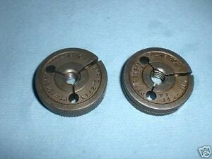 5 16 16 Acme Thread Ring Gages Go No Go Gage Usa