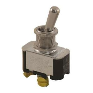 Switch Toggle On off 2 screw Spst 20amp Heavy Duty42140