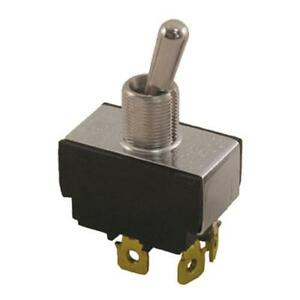 Toggle Switch On off 4 screw Dpst 20amp New 42142