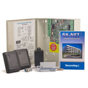 Securakey Eaccess2 Kit Complete Access Control System