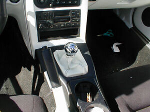 White Shift Boot For Mazda Miata Mx 5 Mx5