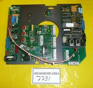 Electroglas 200mm Wafer Stage Pcb Interface Assembly Horizon 4085x Used Working