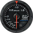 Defi Advance Cr Boost Gauge 200 Kpa Black 60mm Df08602