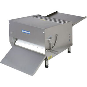 Somerset Dough Sheeter 20 For Pizza Pastry New Cdr 700
