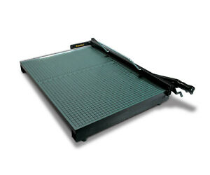Premier Martin Yale 724 Guillotine 24 Paper Cutter Trimmer Free S h