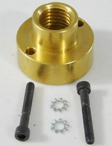 Ammco Brake Lathe Rotor Cross Feed Extender Nut 10868x