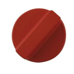 Knob dial For Valve Red d Shaft Vulcan Wolf 61183