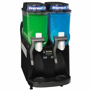 Granita Machine Bunn Cds 2 Ultra Slush Brand New