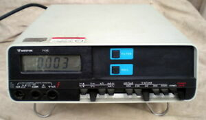 Weston Model 7135 True Rms Multimeter