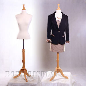 Female Small Size Mannequin Manequin Manikin Dress Form fbsw bs 01nx