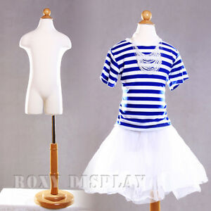 Children Jersey Form Mannequin Child children Body Form W leg 11c4t