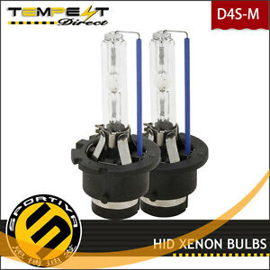 Two D4s Hid Xenon Headlight Replacement Spare Bulbs For 2007 2015 Lexus Es350