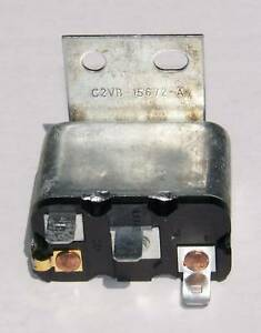 1964 1965 Thunderbird Convertible Top Relay C2vb15672 a