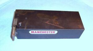 Manchester Turning Tool 2 3 16 X 1 1 2 Shank 204 112 Machine Shop Cnc Lathe