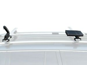 Low Profile Car Suv Roof Rack Fishing Rod Transportation System 4 Rod Carrier