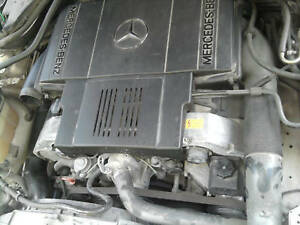 Mercedes S420 1997 Engine Parts W140 Only 114k Miles