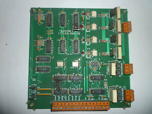 Pines Bender Safety Circuit Board 177 93 995 08 Used