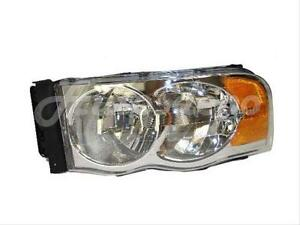 For 2002 2005 Dodge Ram 1500 2500 3500 Pickup New Style Headlight W Bulb Lh