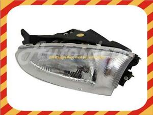 For 97 02 01 00 99 98 Mitsubishi Mirage Coupe Headlamp Lh