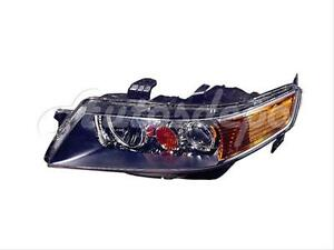 For 2004 2005 Acura Tsx Hid Type Headlamp Headlight For Hid Type Lh