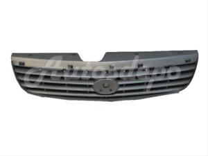 For 1997 1999 Chevy Malibu Grille Silver Gray Finished Not Come With Molding
