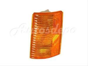 For 1985 1994 Chevy Astro Gmc Safari Park Signal Marker Light Lh