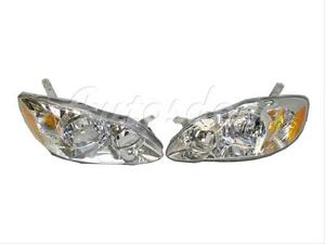For Toyota 2005 2006 2007 Corolla Ce le Headlight W bulb 2