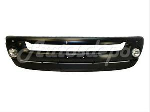 For 02 05 04 03 Dodge Ram 1500 Pickup Front Bumper Bk Fog 4
