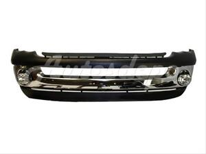For 05 04 03 02 Dodge Ram 1500 Pickup Front Bumper Up Low 6