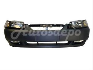 For 2001 2002 Ford Mustang Gt Bumper Nose Panel Headlight 6