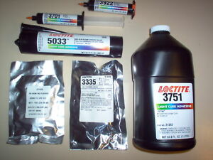 Loctite Uv Ultraviolet Visible Light Cure Adhesive All